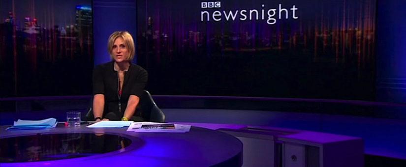 TPOTY featured on Newsnight
