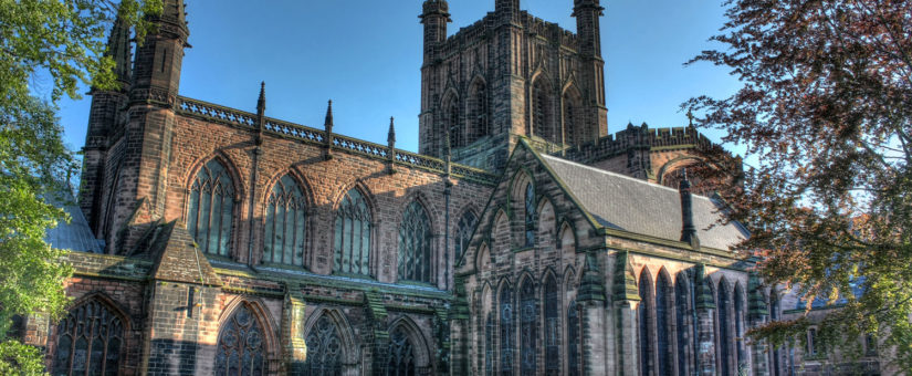 Travel Photographer of the Year at Chester Cathedral